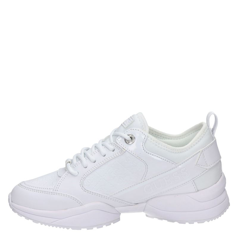 Guess - Dad Sneakers - Wit