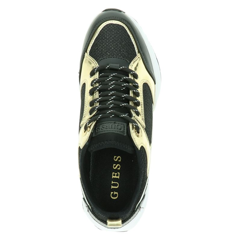 Guess - Dad Sneakers - Goud