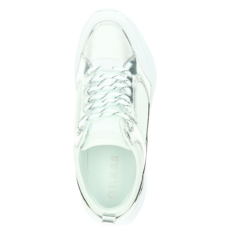 Guess - Dad Sneakers - Zilver