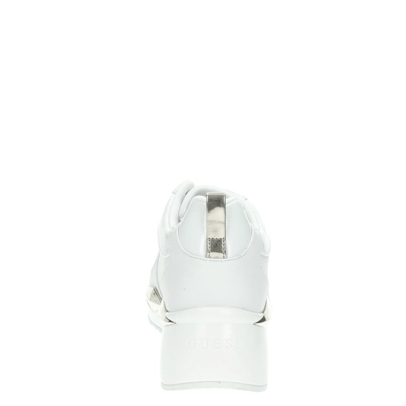 Guess Tallyn - Lage sneakers - Wit