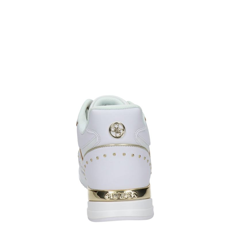 Guess Rejjy - Lage sneakers - Wit