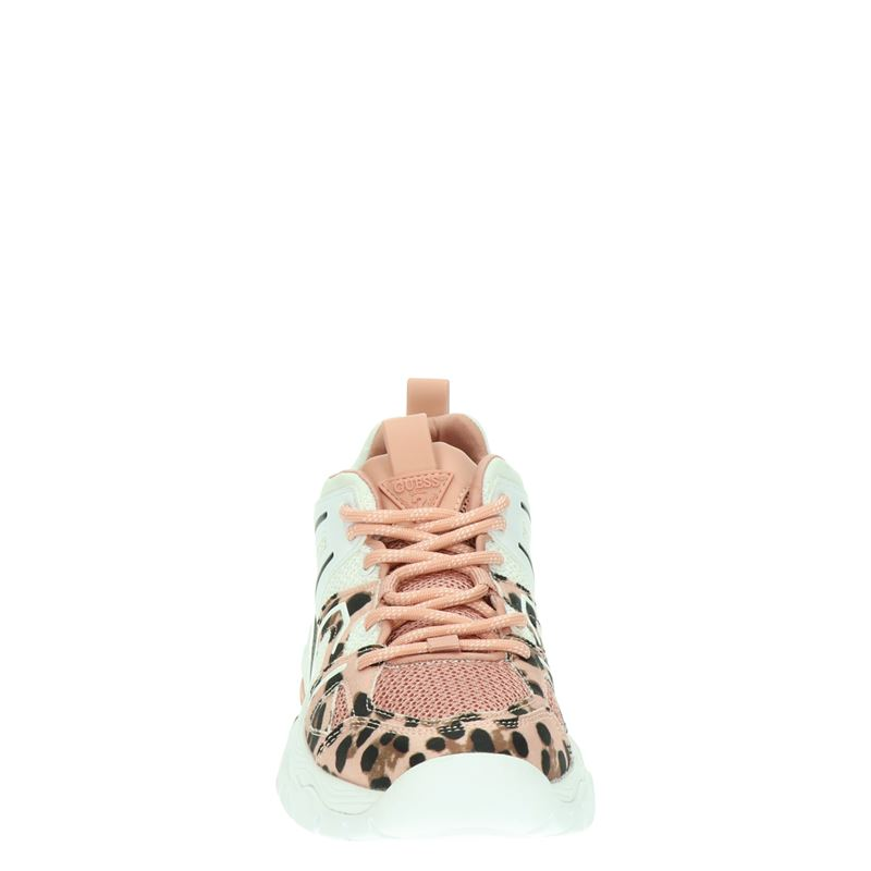 Guess Marles - Dad Sneakers - Roze