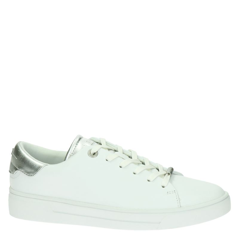 Ted Baker Zenis - Lage sneakers - Wit