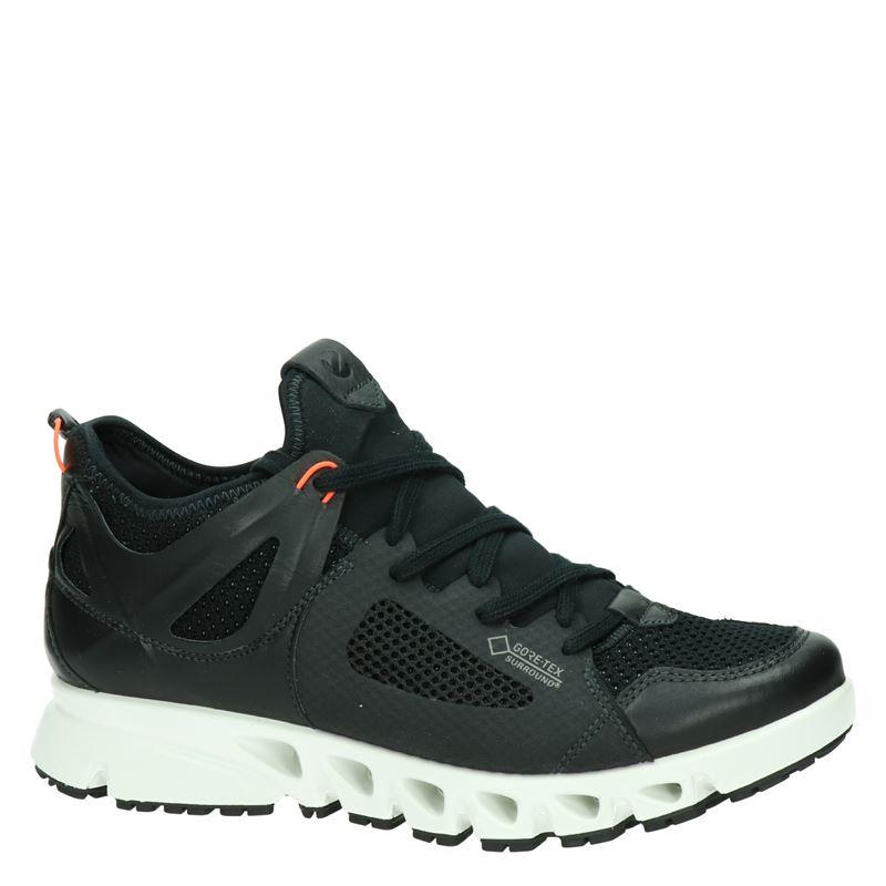 Ecco Multi-Vent - Lage sneakers - Zwart