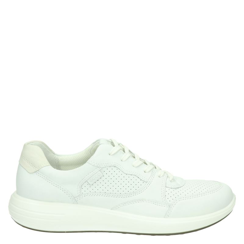 Ecco Soft 7 Runner - Lage sneakers - Wit