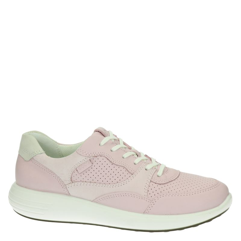 Ecco Soft 7 Runner - Lage sneakers - Roze