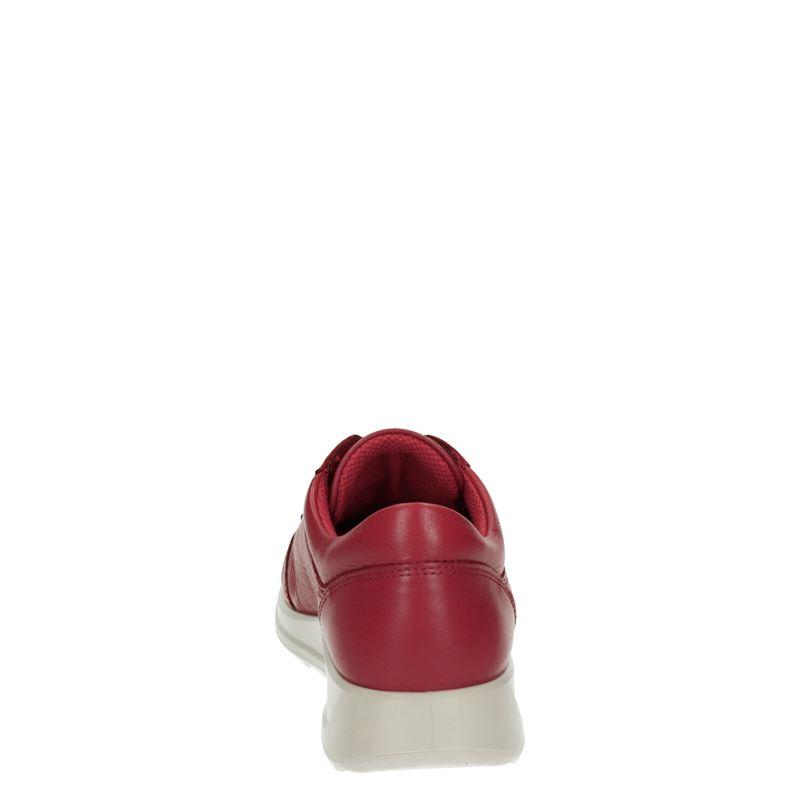 Ecco Flexure Runner - Lage sneakers - Rood
