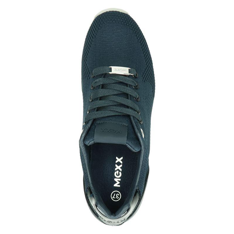Mexx Cato - Lage sneakers - Blauw