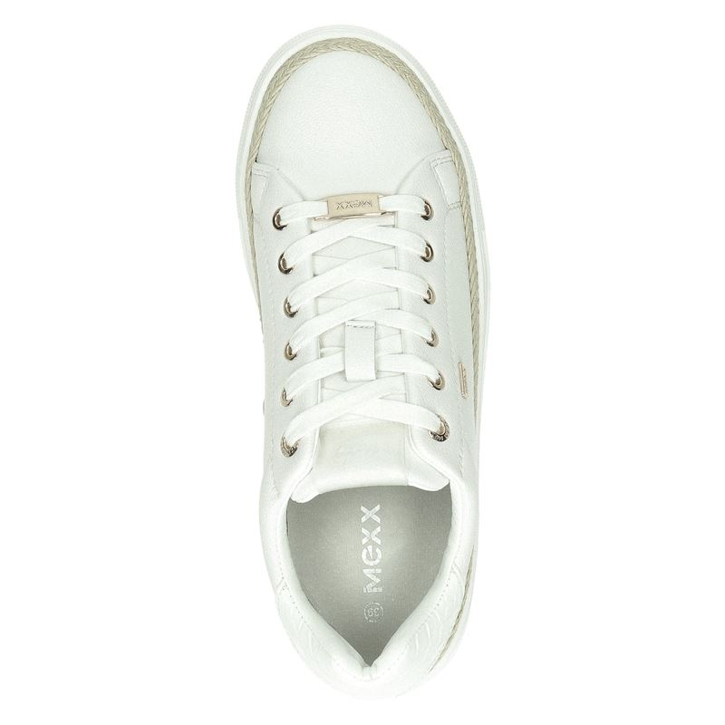 Mexx - Lage sneakers - Wit