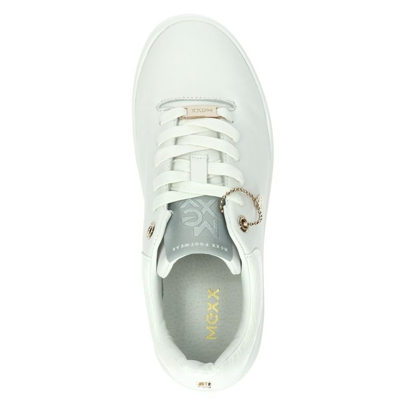 Mexx Eline - Lage sneakers - Wit