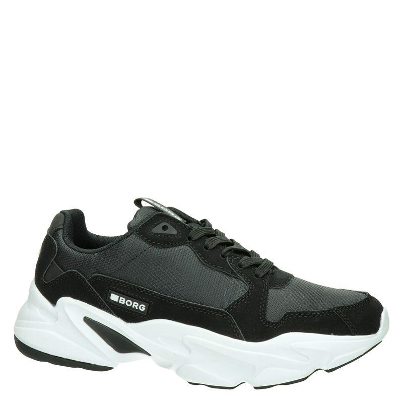 Bjorn Borg - Dad Sneakers - Zwart