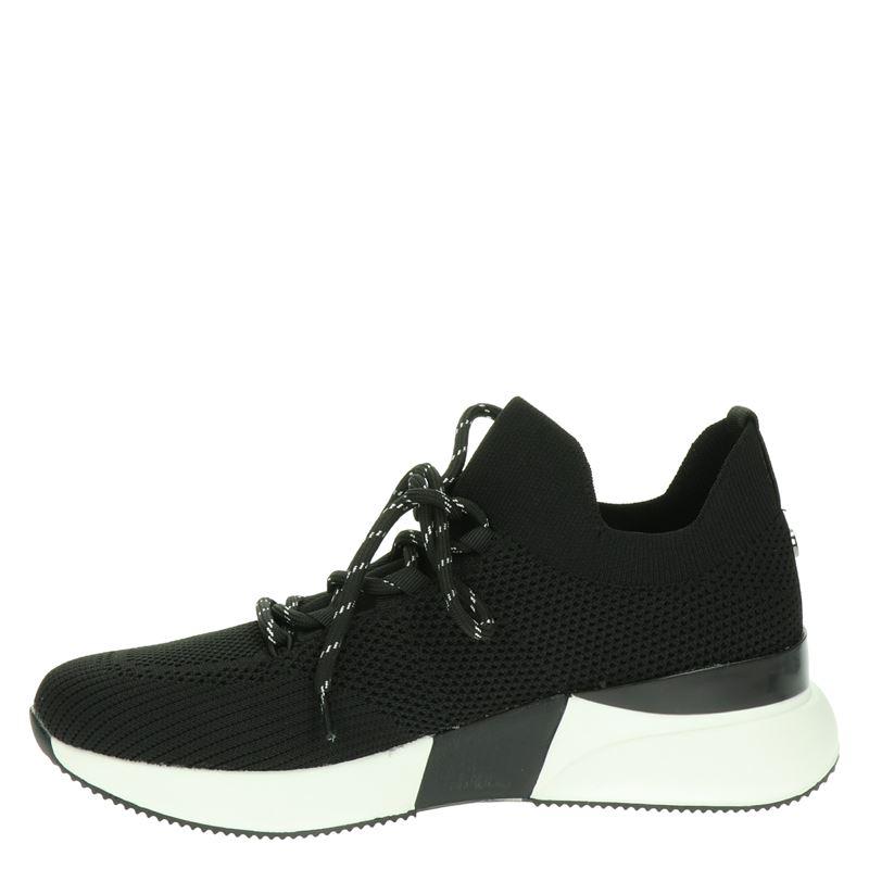 La Strada - Sneakers - Zwart