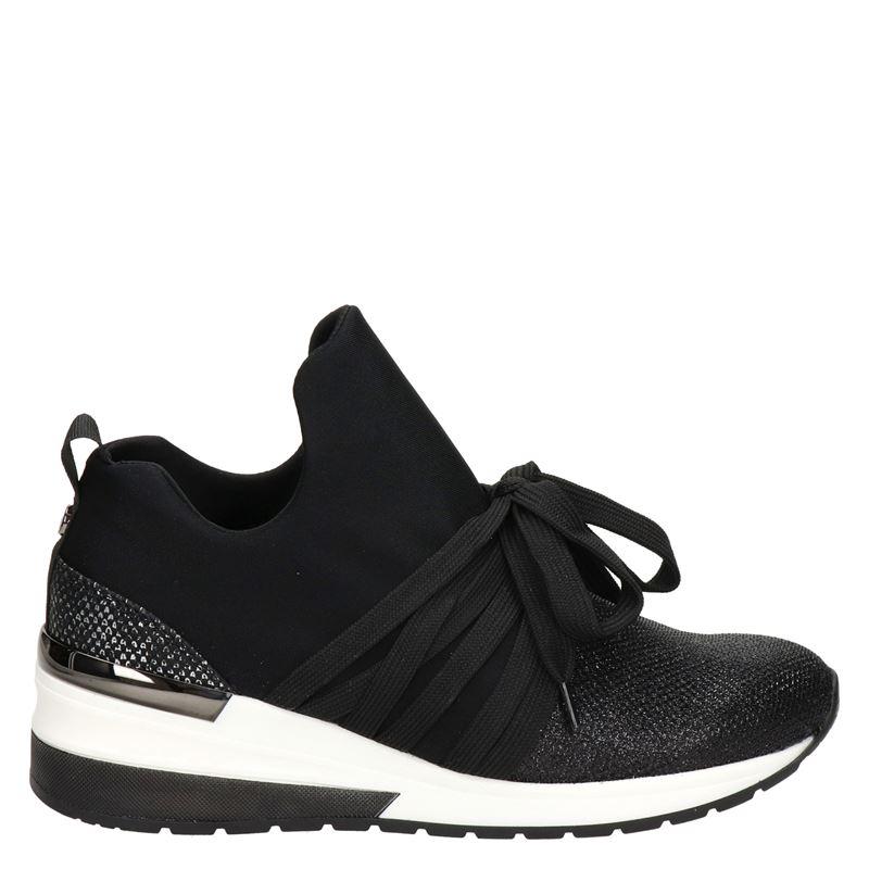 La Strada - Hoge sneakers - Zwart