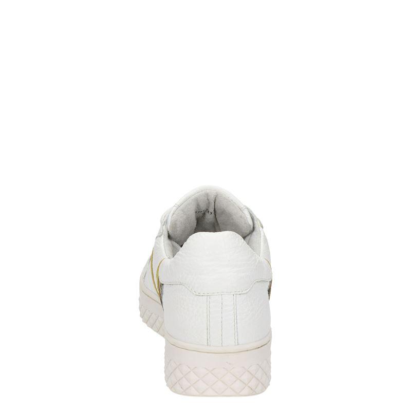 Nelson - Lage sneakers - Beige