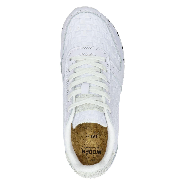 Woden Ydun - Lage sneakers voor dames - Wit GugvfBo