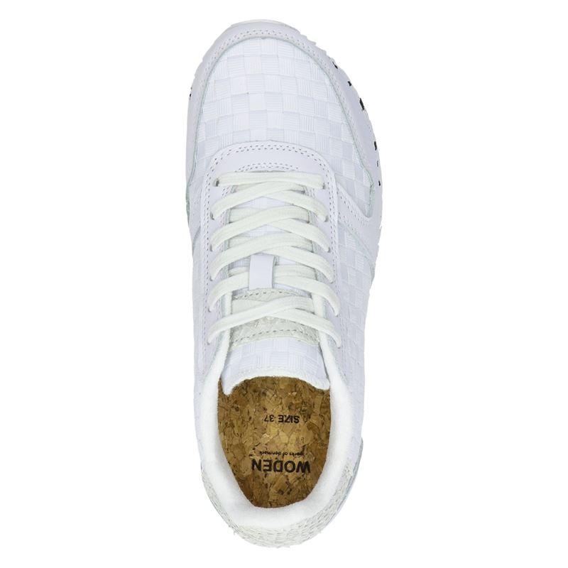 Woden Ydun - Lage sneakers - Wit