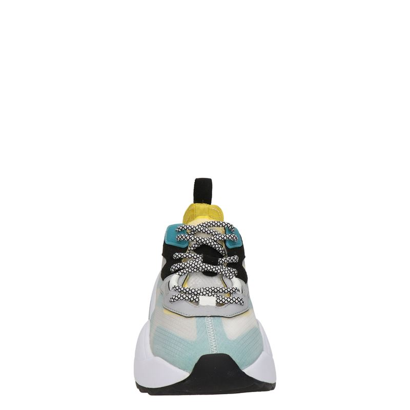 Steve Madden Charged - Dad Sneakers - Blauw