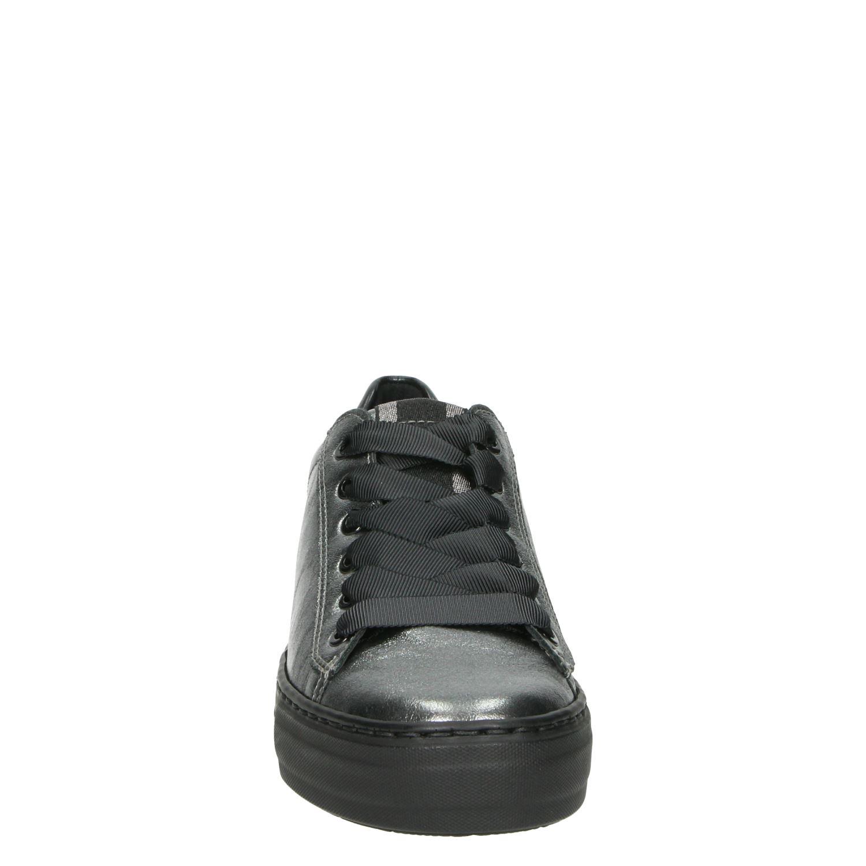 Ara Courtyard dames lage sneakers zwart