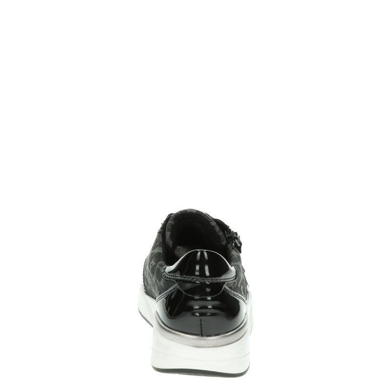 Ara L.A. High Soft - Lage sneakers - Zwart