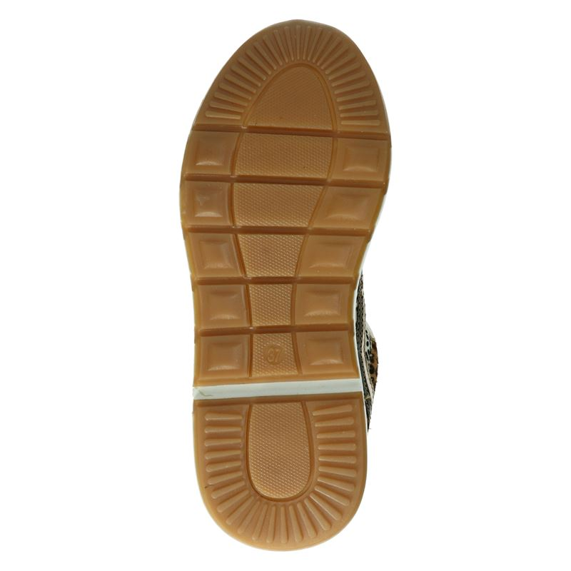 PS Poelman - Dad Sneakers - Geel