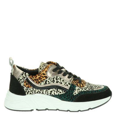 PS Poelman dames dad sneakers multi