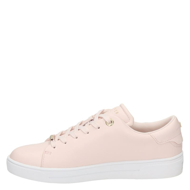 Ted Baker Lennec - Lage sneakers - Roze