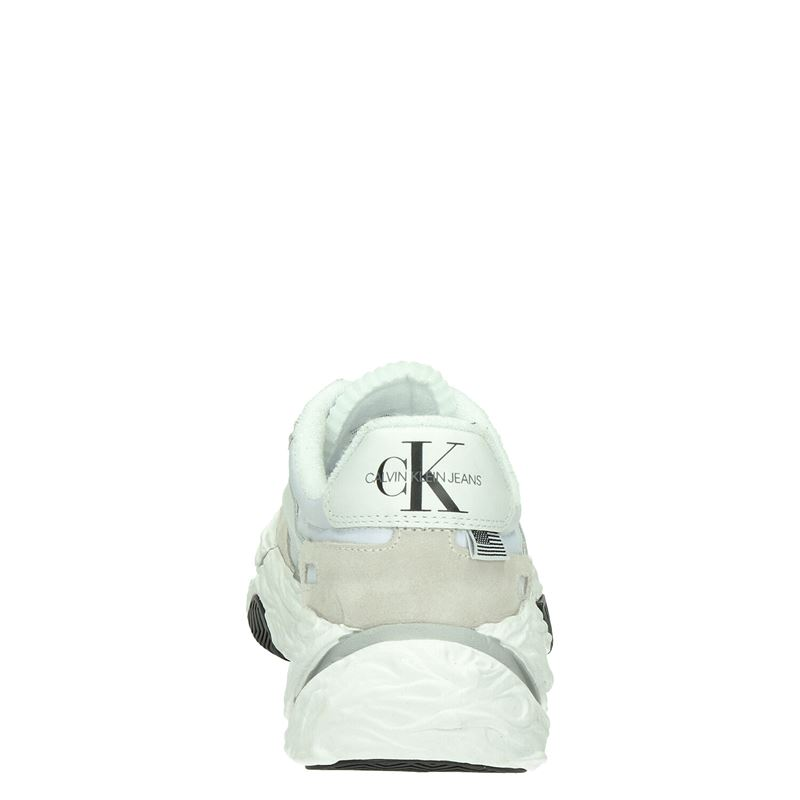 Calvin Klein Sigma - Dad Sneakers - Wit