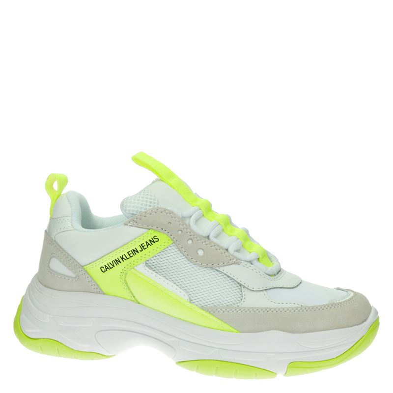 Calvin Klein Maya SS20 - Dad Sneakers - Wit