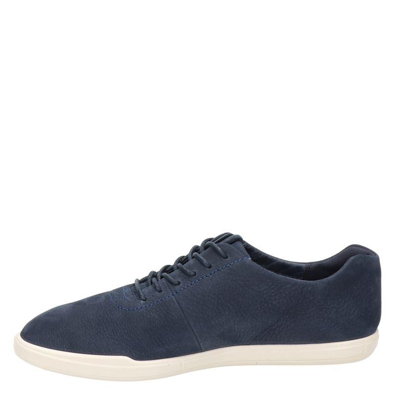 Ecco Simpil - Lage sneakers - Blauw