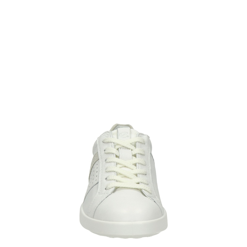 Ecco Leisure - Lage sneakers - Wit