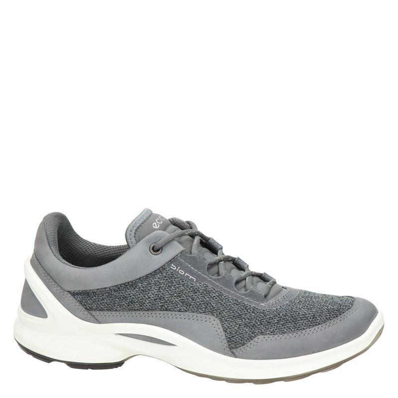 Ecco Biom Fjuel - Lage sneakers - Grijs