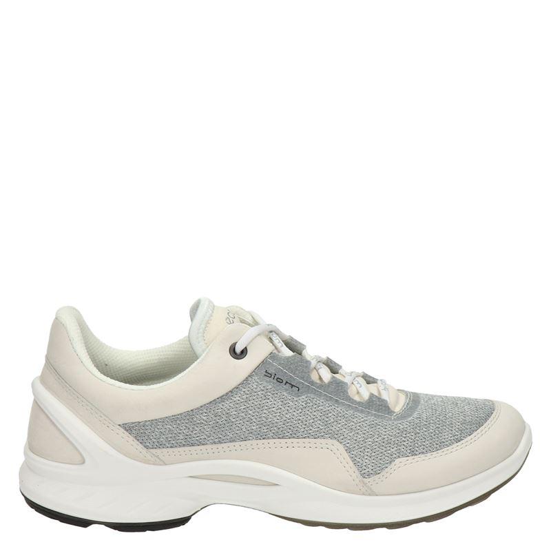 Ecco Biom Fjuel - Lage sneakers - Ecru