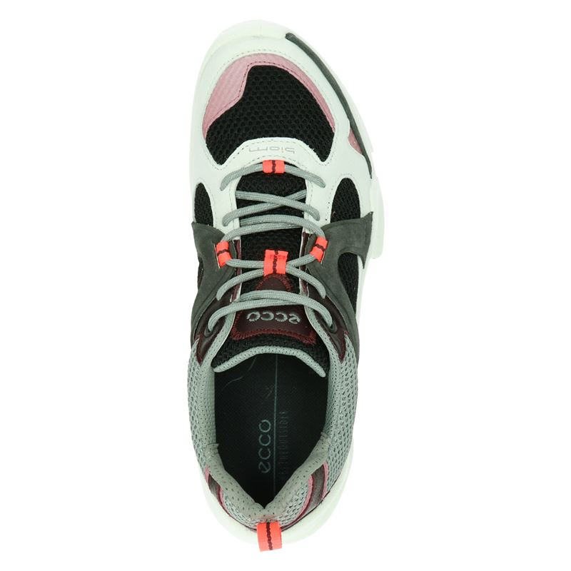 Ecco Biom C-Trail - Lage sneakers - Wit