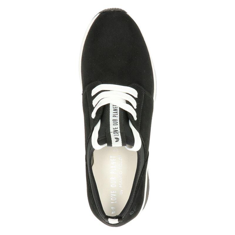 Marco Tozzi - Lage sneakers - Zwart