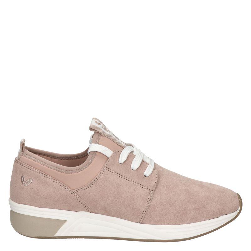Marco Tozzi - Lage sneakers - Roze