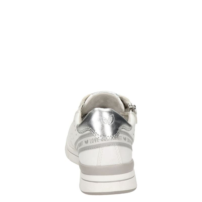 Marco Tozzi - Lage sneakers - Wit