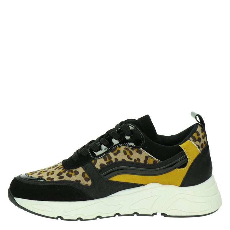 Dolcis - Dad Sneakers - Zwart