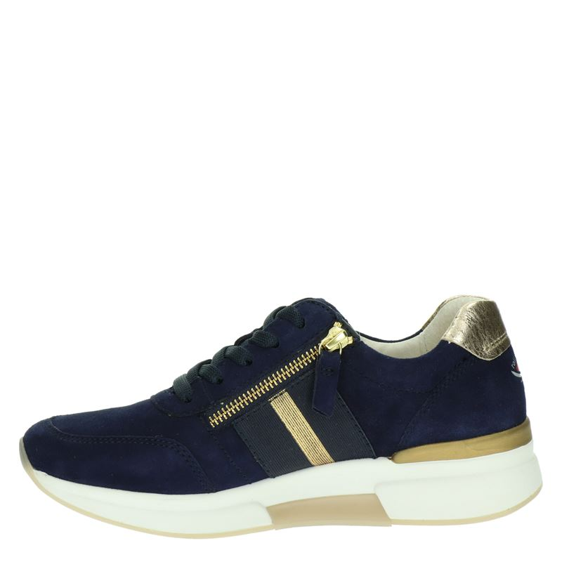 Gabor Rollingsoft - Lage sneakers - Blauw