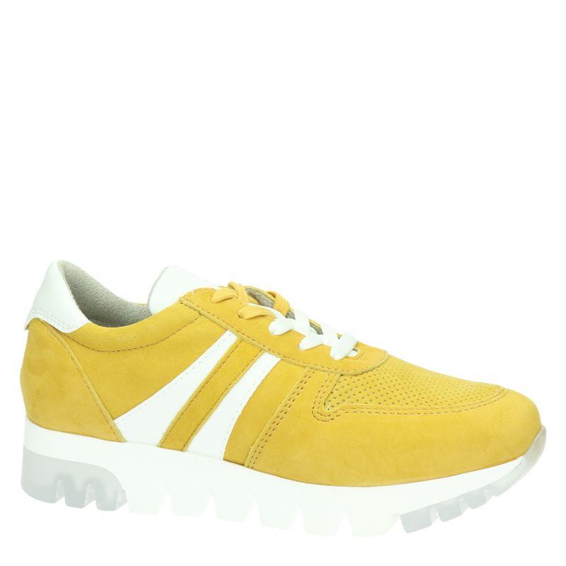 Tamaris - Lage sneakers - Geel