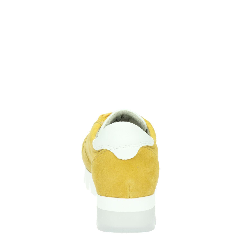 Tamaris dames sneaker geel