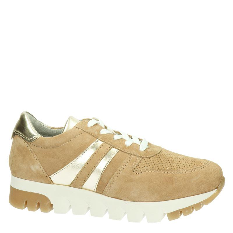 Tamaris - Lage sneakers - Bruin