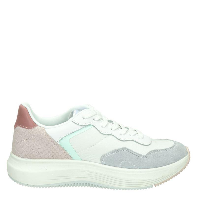 Tamaris - Lage sneakers - Wit