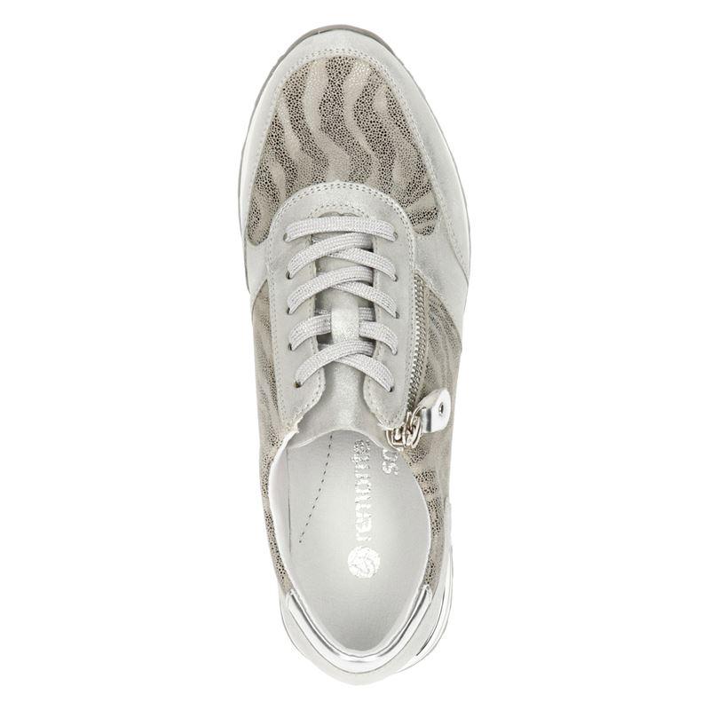 Remonte - Lage sneakers - Grijs