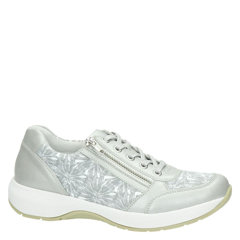 Remonte - Lage sneakers - Zilver