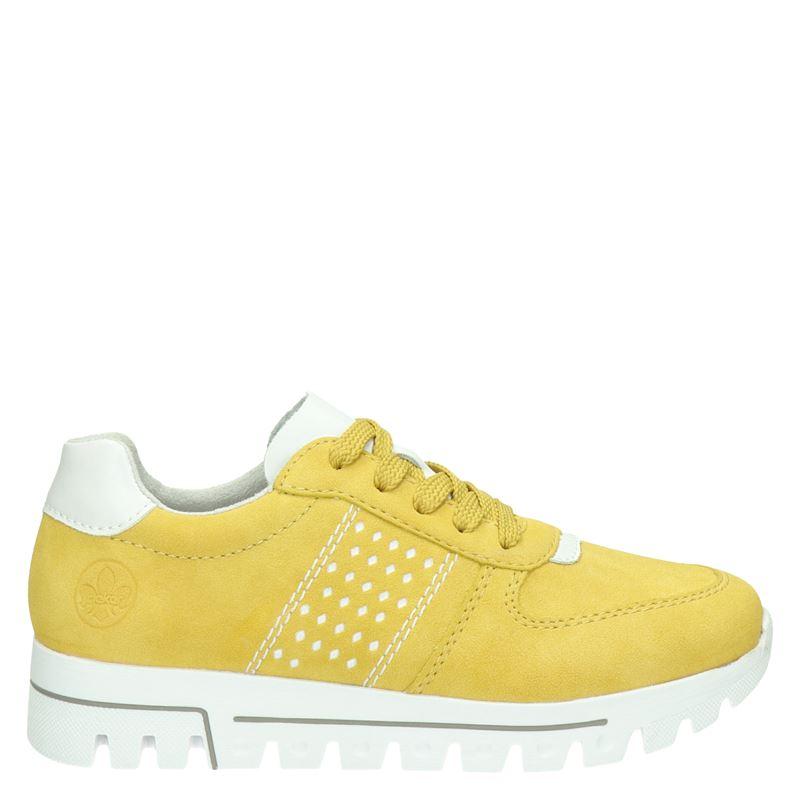 Rieker damesschoenen in het geel kopen? Nelson.nl