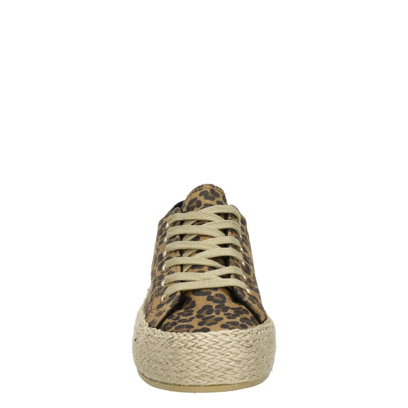 Nelson - Platform sneakers - Bruin
