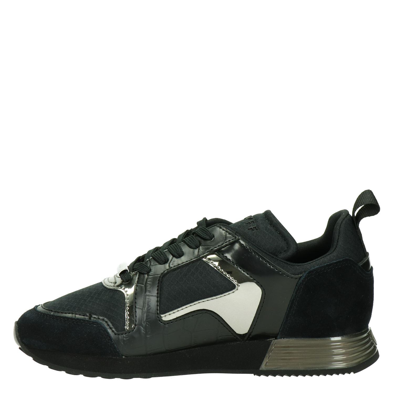 Cruyff Lusso - Lage sneakers voor dames - Zwart Ru6vXiQ
