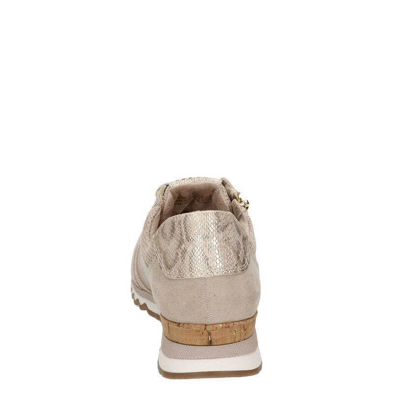 Marco Tozzi - Lage sneakers - Bruin