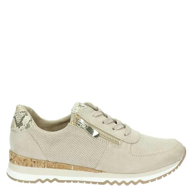 Marco Tozzi - Lage sneakers - Taupe