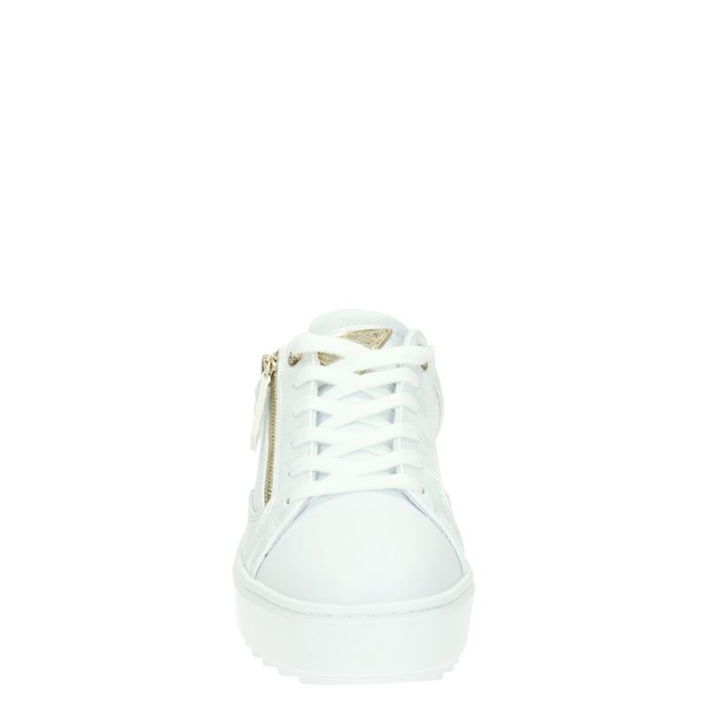Guess Figgi - Lage sneakers - Wit